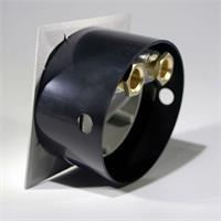 LED Wandleuchte 230V mit dem Maß ca. 126x126x60mm (LxBxT)