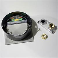 IP65 LED Einbaustrahler für 230V DC mit nur 1,2W Verbrauch