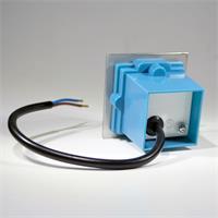 LED Wandleuchte 230V mit dem Maß ca. 62x62x50mm (LxBxT)
