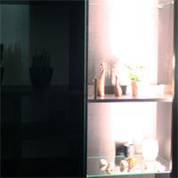 LED Streifen bis auf 360° biegbar und mit Befestigungsklebeband