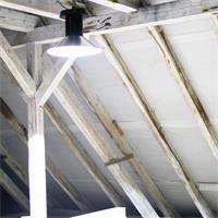 LED Strahler für Arbeitsbereiche in Industrie- und Gewerbehallen