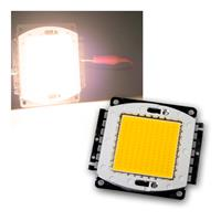 LED Chip 150W Highpower warmweiß SQUARE