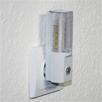 1W LED Nachtlicht mit Tag/Nacht-Sensor