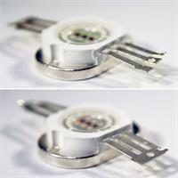Hochleistungs-LED-Chip mit 3 Leuchtfarben