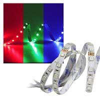 SMD RGB Stripe 24V Superbright PCB-w, 60 LED/m, 5m