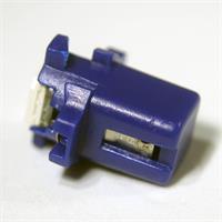 PnP LED Steckbirne Sockel B8.3d für 11-14V DC mit nur ca. 0,12W Verbrauch