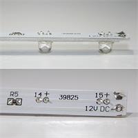 LED Lichtleiste ohne Anschlusskabel für Betriebsspannung 12V