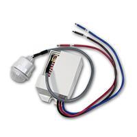 Mini PIR-Bewegungsmelder zum Einbau, 230V AC