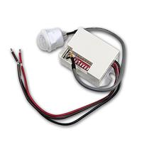 Mini PIR motion detector for installation, 12V DC