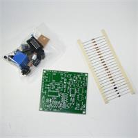 Mini-Geräuschschalter wird mittels Mikroprozessor gesteuert
