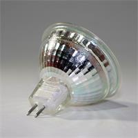 LED Spot 12V AC/DC Sockel MR16/GU5.3 mit nur ca. 2,5W Verbrauch