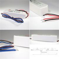 12V Transformator für LEDs mit 18, 36, 60 oder 100W Leistung