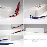 LED Transformatoren mit 12V Spannung und bis zu 100W Leistung