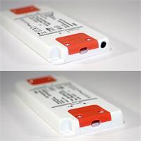 Konstantstrom Trafo für LEDs in flacher Bauweise