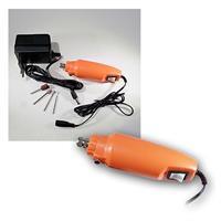 "Mini-Bohrmaschine ""Drill-Power"" 12V=, 6-teilig"