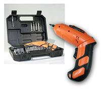 Mini Cordless Screwdriver X-Power, 3.6V, 48-piece