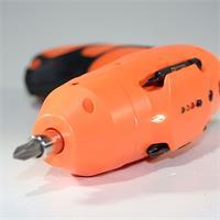 Schraubendreher mit Akku und LED Beleuchtung und Zustandsanzeigen