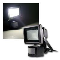 5W LED Fluter mit Bewegungsmelder 380lm, BLACK
