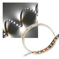 10cm SMD LED Streifen FLEXIBEL pur-weiß 3-Chip