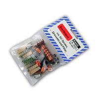 Sortiment Spulen + Drosseln + Filter ca. 50 Stk