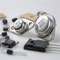 20 unterschiedliche Transistoren TO3/TO92 im unsortierten Set