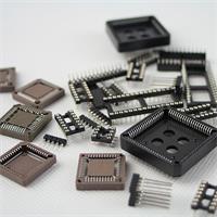 IC-Fassungen in unterschiedlichen Bauformen und Polungen