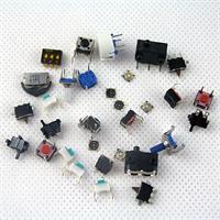 30-teiliges Mikroschalter-Sortiment für Bastler, tastend