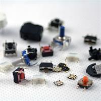 kleines Bastel-Set mit Micro-Schaltern und Micro-Tastern