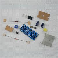 Bastelset mit alle Komponenten, Lautsprecher mit 8O erforderlich