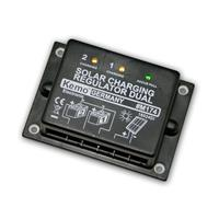 Solar charge controller 12V/DC, dual