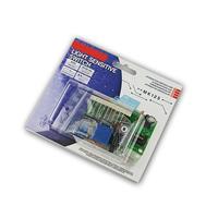 Construction kit Twilight switch 12VDC, adjustable