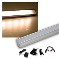 5er Set LED Leiste warm 50cm STARLINE-mikro +Trafo