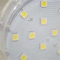 LED Strahler GX53 mit 12x lichtstarken 5050 POWER SMD LEDs