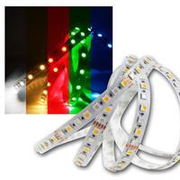 5m RGBW Streifen, 24V DC, 96 LED/m, PCB-w, 26W/m