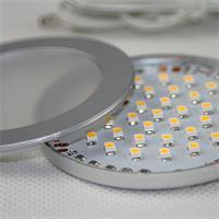 hocheffizientes LED Leuchtmittel mit superflachen Gehäuse