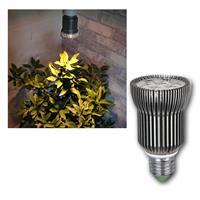 "E27 LED Pflanzenlampe ""Gedeihen"" 230V/5W 365lm"