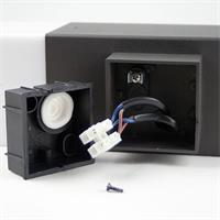 LED Outdoor Leuchte für direkten Anschluss an 230V