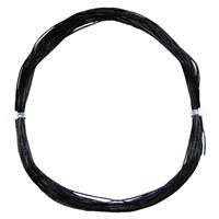 10m Litze flexibel schwarz 0,5mm/0,04mm²