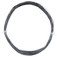 10m Litze flexibel grau 0,5mm/0,04mm²