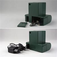 Katzen- und Hundealarm mit 9V- oder 230V-Stromversorgung
