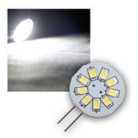 G4 Leuchtmittel, 9x SMD LED kaltweiß, 130lm, 1,5W