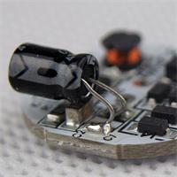 runde G4 Stiftsockel Led 12V hat einen Durchmesser von 23mm