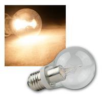 E27 Kristall-LED Birne 230V/3,5W warmweiß 210lm