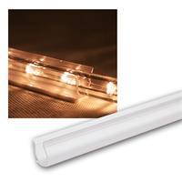 Pack of 10 mounting rails for light tube