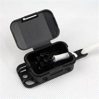 Anschlussbox mit 2-poliger Lüsterklemme für 230 Volt