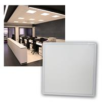 "LED Licht-Panel ""CTP-62"" 62x62cm warmweiß, 2900lm"