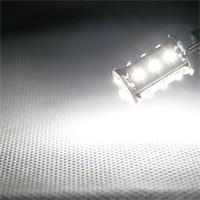 G4 Sockel LED Birnenform mit ca. 300° Abstrahlwinkel und 95lm Lichtstrom