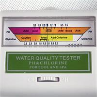 Meßgerät mit übersichtlichem Display und analoger Anzeige