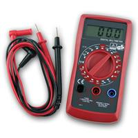 Digital-Multimeter CHECK-102 mit Signalgenerator | CAT II