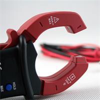 handliches Zangen-Multimeter zum Messen von Spannung, Strom und Widerstand